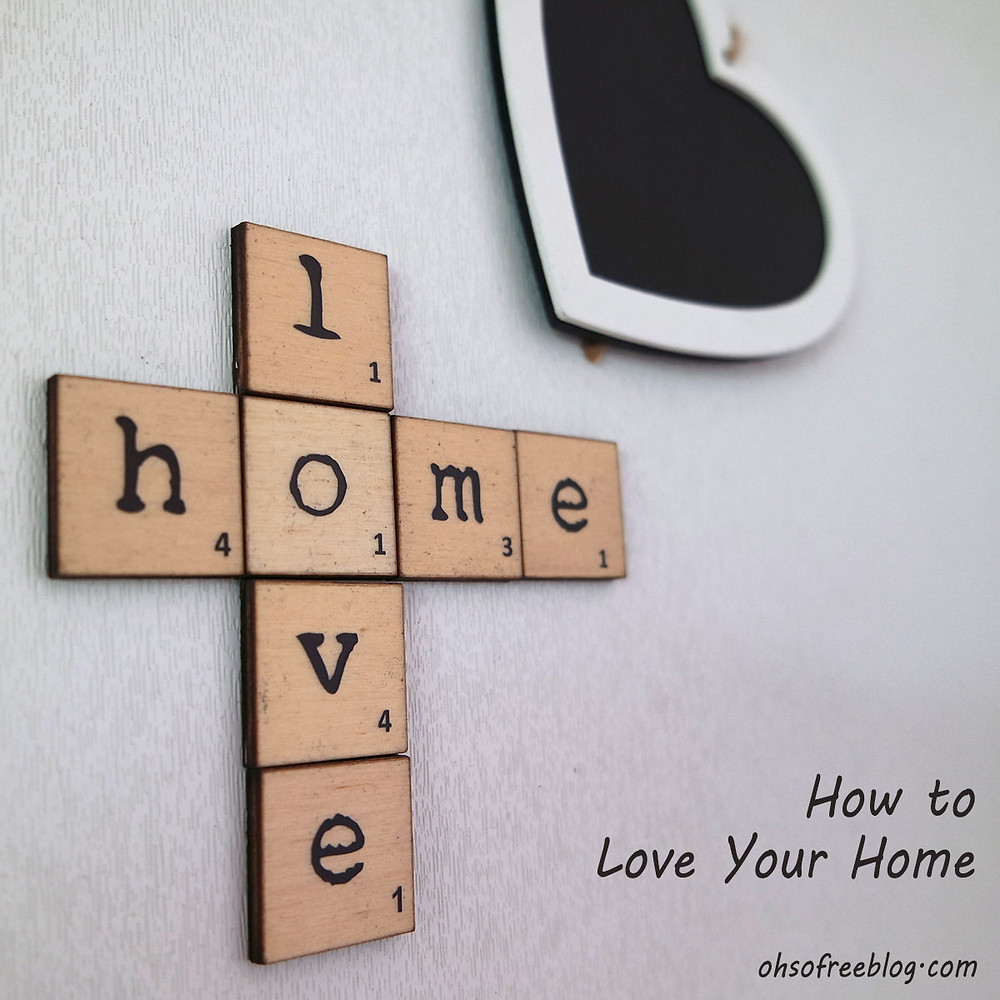 עקרונות שיעזרו לכם להתאהב בבית שלכם