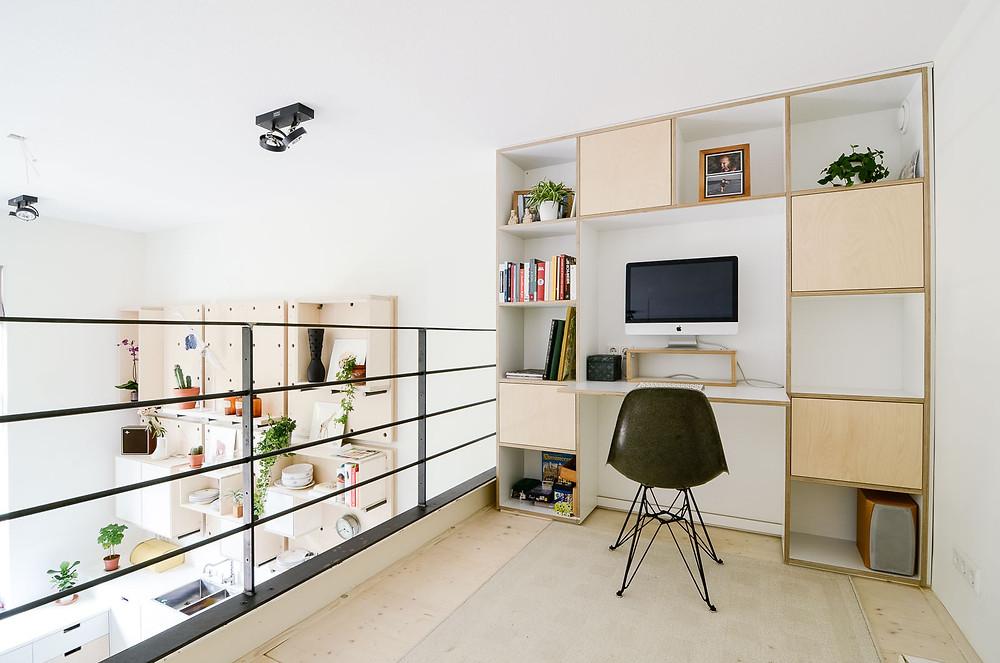 Standard Studio Amsterdam Workspace