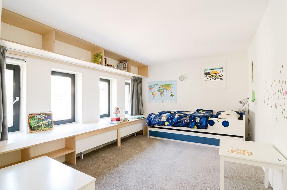 Standard Studio Amsterdam Bedroom