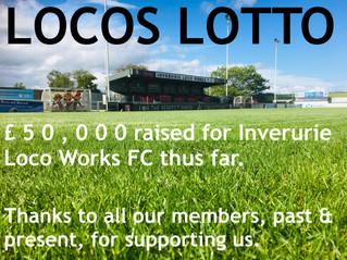 Locos Lotto Milestone