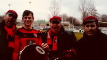 Match Report : Locos 5 Vale 1