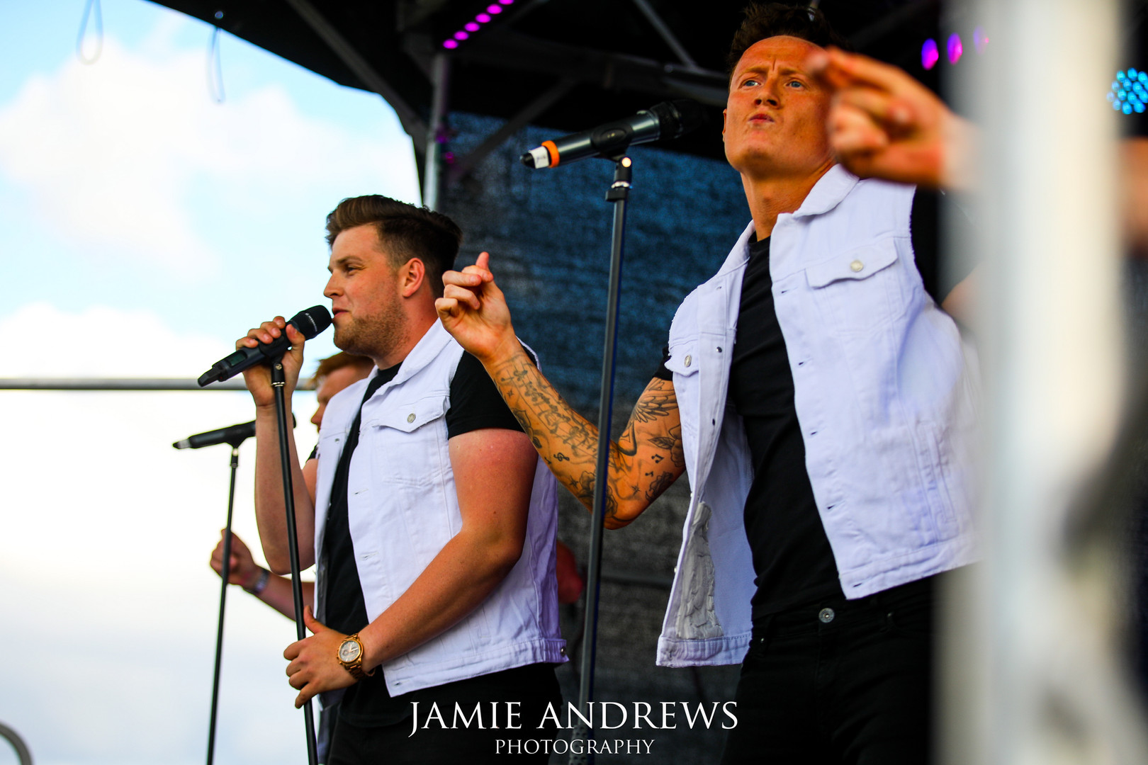 Ultimate 90's Boyband | 90's Tribute Band Hire | Essex