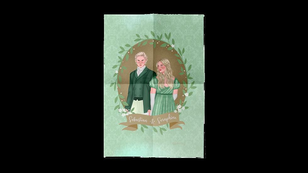 Pôster - Sebastian & Seraphine