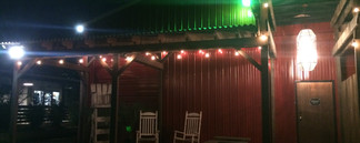 The Back Patio