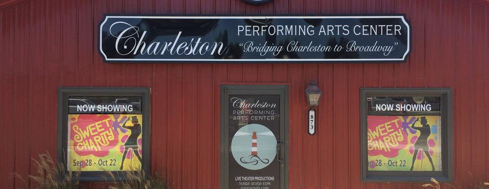 Charleston Performing Arts Center 2015-2019