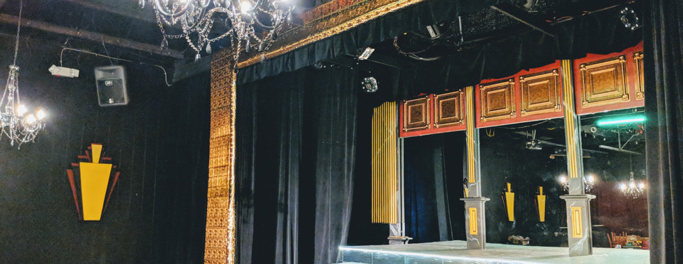 A View of The Stage
