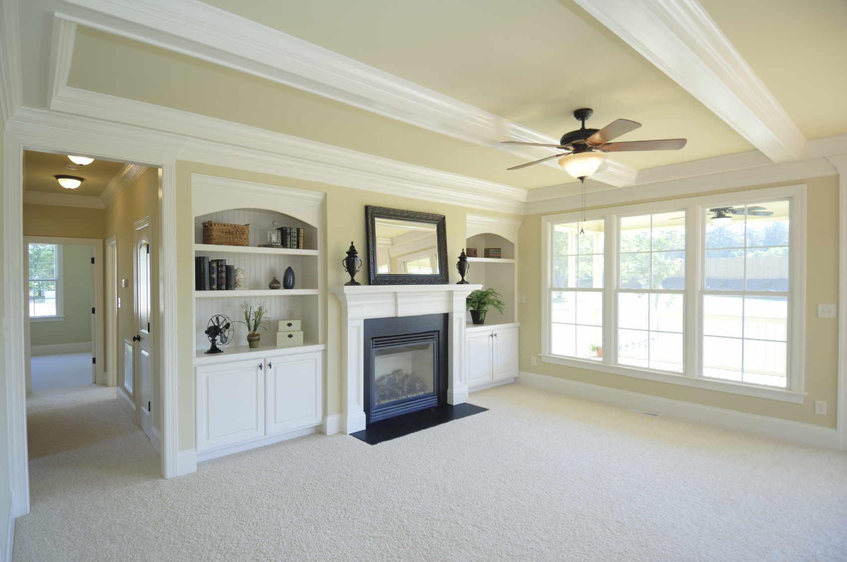 new-paint-inside-fireplace-with-interior