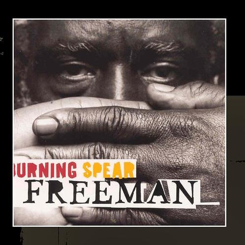 Vinyl: Burning Spear Freeman