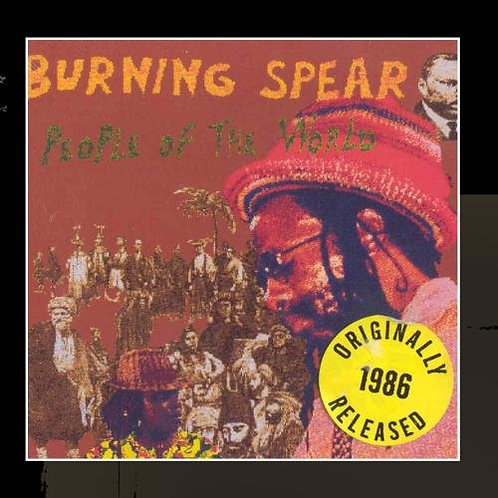 Burning Spear People of the World