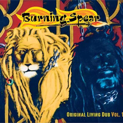 Vinyl: Burning Spear Original Living Dub.01