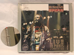 Burning Spear Live in Paris Clearance CD