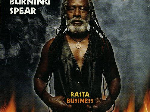 Burning Spear Rasta Business
