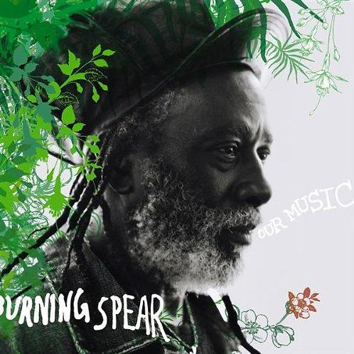 Burning Spear Our Music/DVD