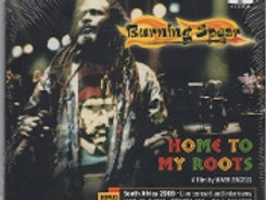 Burning  Spear Home to My Roots