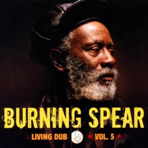 Vinyl: Burning Spear Living Dub Vol. 05