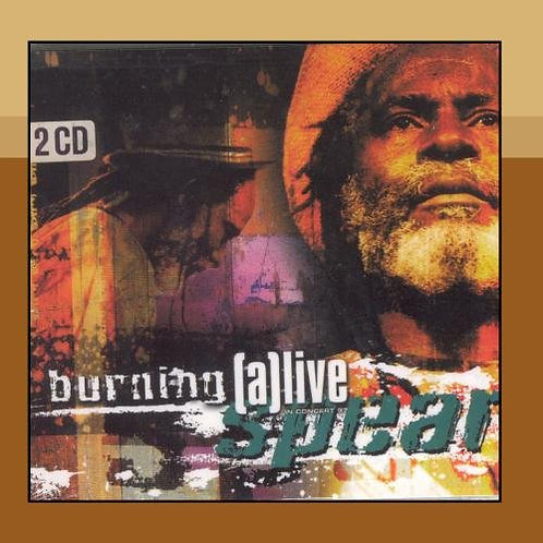 Burning Spear [A]live in Concert 1997