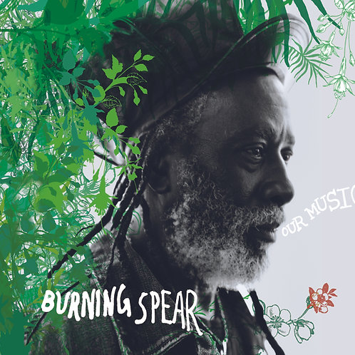 Vinyl: Burning Spear Our Music