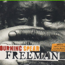 Burning Spear Freeman- Special Limited Edition