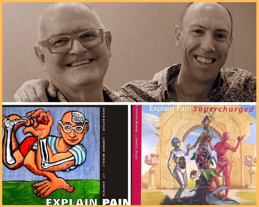 De startet en revolusjon tilbake i 2003 med explain pain som nå er bestselgende bok innen smerte gjennom tidene.