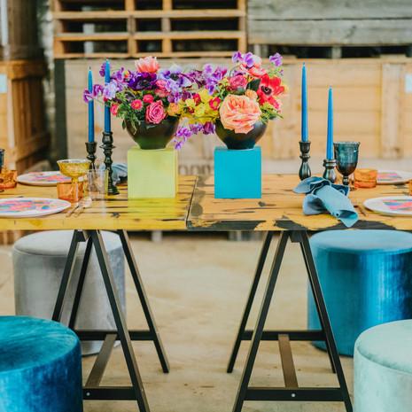 Bright Styled Shoot I Aravina Estate I 2018