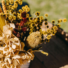 High Top Table Florals
