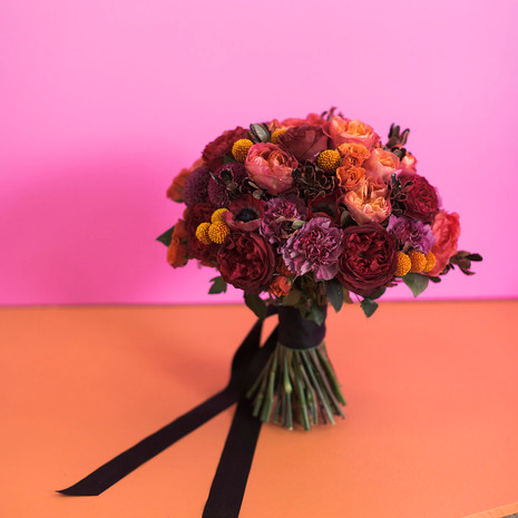 Bright Styled Shoot Bouquet