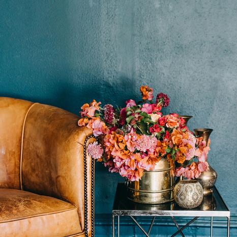 Kyra & Eka's Wedding Florals