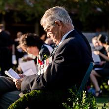Curtin Uni I Anzac Day Service I 2017