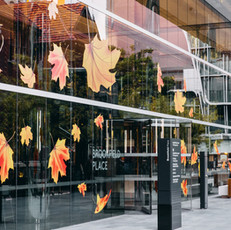 Brookfield Autumn Window Activation 2021