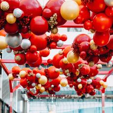 Crown Christmas Installations_Atrium