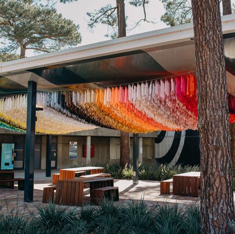 Sky of Ribbons @ Curtin University I 2019
