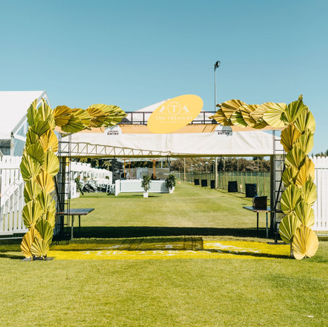 Melbourne Cup Perth Racing VIP Marquee Entrance I 05.11.19