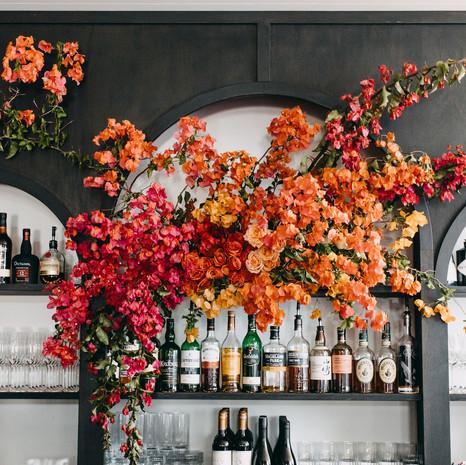 Bar Florals