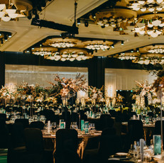 Crown Pearl Room Emerald City Christmas Event I 04.12.20
