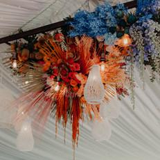 Reception Floral Feature