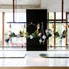 Alex Hotel I Christmas Styling I 2017