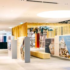 Karrinyup Shopping Centre Redevelopment Kiosk _AMP 2020