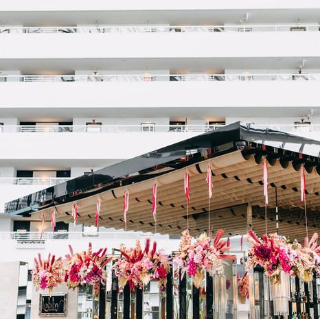 Crown Lobby Spring Installation 2020