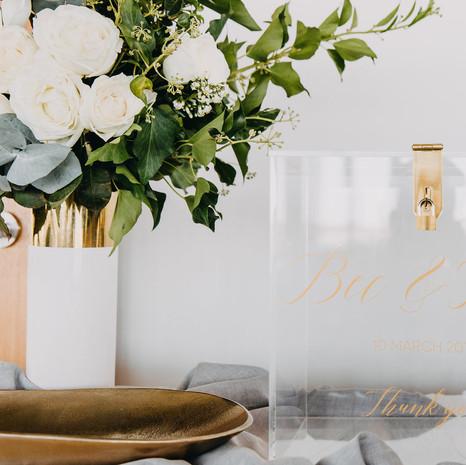 Present Table Florals