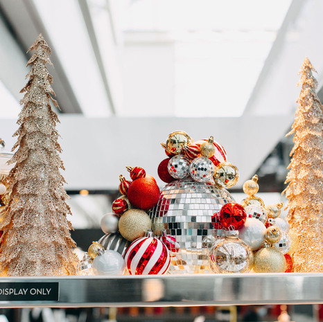Crown Christmas Installations 2020