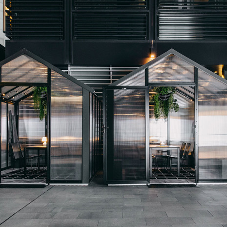 Brookfield Glasshouse Dining 2020