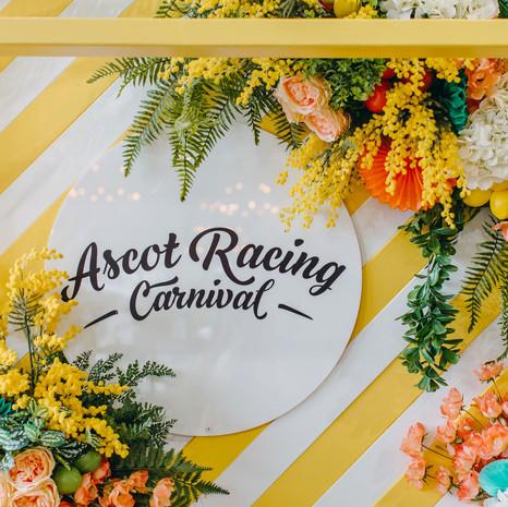 Perth Racing Ascot Photowall 2020
