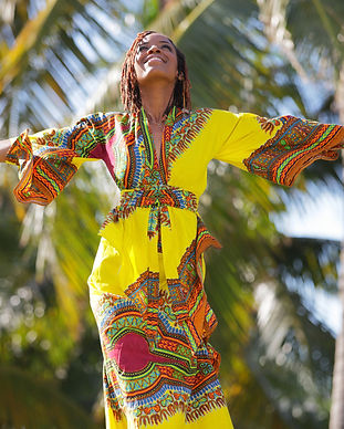 Stock image of a young African American woman outstretching her arms.jpg