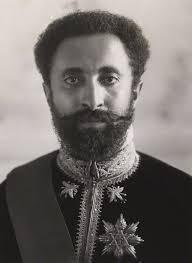 Haile Selassie (1892 – 1975)