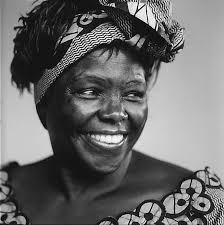 Wangari Maathai (1940 – 2011)