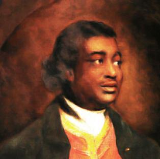 Ignatius Sancho (1729 – 1780)