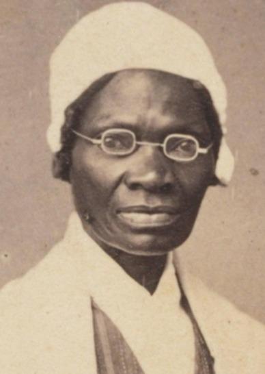 Sojourner Truth (1797 – 1883)