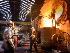 Occupational exposure to nickel, cobalt and chromium in the hard metal industry