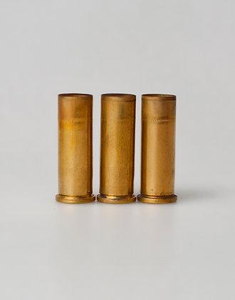 .357 Mag Unprocessed Brass