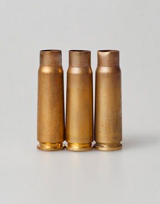 7.62 x 39mm Unprocessed Brass